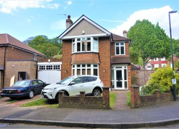 Thumbnail 4 bed detached house for sale in Rochester Drive, Bexley