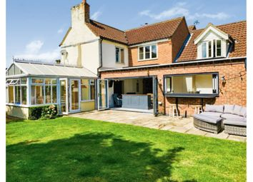 Thumbnail 5 bed detached house for sale in Church Street, Haconby