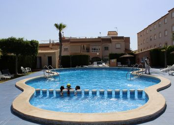 Thumbnail 2 bed terraced bungalow for sale in Torrevieja, Torrevieja, Alicante, Valencia, Spain
