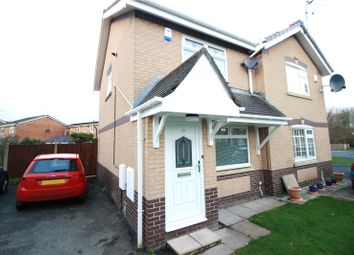 Thumbnail 2 bed semi-detached house for sale in Iona Close, Liverpool, Merseyside