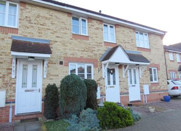 Thumbnail 2 bed terraced house for sale in Turnstone Way, Stanground, Peterborough