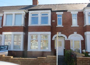 Thumbnail 2 bedroom terraced house to rent in Meadowbank Road, Anlaby Road, Hull