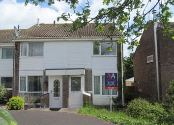 2 bed semi-detached house to rent in Goad Avenue, Torpoint PL11