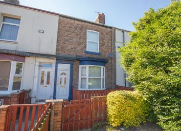 Thumbnail 2 bed terraced house for sale in Derby Terrace, Thornaby