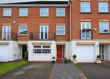 Thumbnail 4 bed mews house for sale in Royal Way, Baddeley Green, Stoke-On-Trent