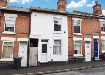 Thumbnail 2 bed terraced house for sale in Cecil Street, Derby
