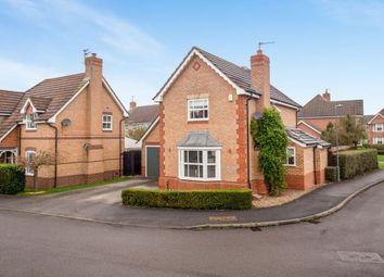Thumbnail 4 bed detached house for sale in Gillercomb Close, West Bridgford, Nottingham, Nottinghamshire