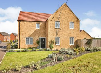 Thumbnail 4 bed detached house for sale in Pollywiggle Drive, Swaffham