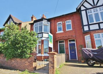 Thumbnail 2 bed flat for sale in Grosvenor Avenue, West Kirby, Wirral