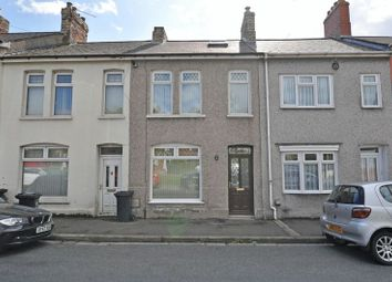 Thumbnail 3 bedroom terraced house for sale in Extended House, Christchurch Road, Newport