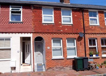 Thumbnail 2 bed terraced house to rent in Lower Road, Eastbourne