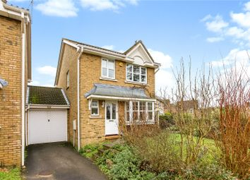 Thumbnail 3 bed link-detached house for sale in Curtis Close, Camberley, Surrey