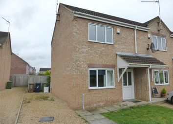 Thumbnail 2 bedroom end terrace house for sale in Conference Way, Wisbech