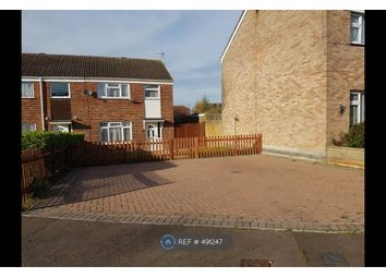 Thumbnail 3 bed semi-detached house to rent in Field Close, Burgess Hill