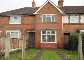 Thumbnail 3 bed property to rent in Peckham Road, Kingstanding, Birmingham