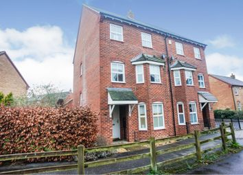 Thumbnail 3 bed semi-detached house for sale in Oak Tree Drive, Witham St Hughs, Lincoln