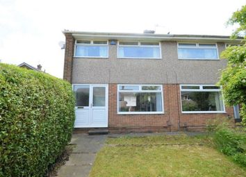 Thumbnail 3 bed semi-detached house for sale in Cedar Road, Marton-In-Cleveland, Middlesbrough