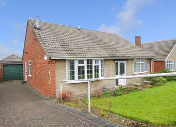 3 bed detached bungalow for sale in Harehill Crescent, Wingerworth, Chesterfield S42