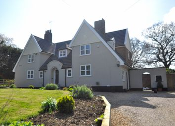 Thumbnail 5 bed detached house for sale in Sproughton, Ipswich, Suffolk