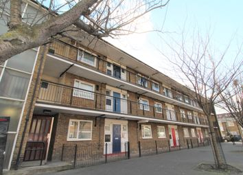 Thumbnail 3 bed flat to rent in Dora Street, London