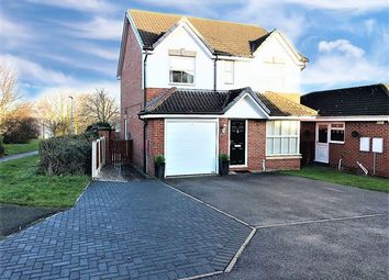 Thumbnail 4 bed detached house for sale in Balmer Rise, Bramley, Rotherham
