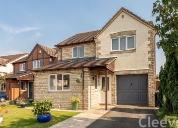 Thumbnail 4 bed detached house for sale in Nortenham Close, Bishops Cleeve, Cheltenham