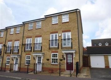 Thumbnail 3 bedroom town house for sale in Archers Wood, Hampton, Peterborough