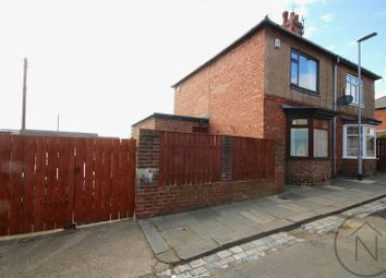 Thumbnail 2 bed semi-detached house for sale in Vaughan Street, Darlington