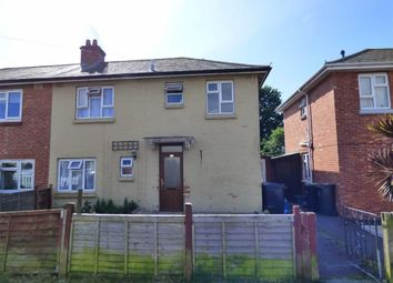 Thumbnail 3 bed semi-detached house for sale in Corporation Road, Weymouth