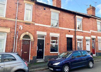 2 bed terraced house for sale in Wild Street, Derby DE1