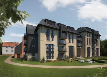 Thumbnail 2 bed flat for sale in Heron Gate, Great Baddow, Chelmsford