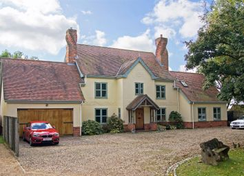 Thumbnail 5 bed detached house for sale in Badwell Road, Walsham-Le-Willows, Bury St. Edmunds
