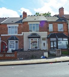 Thumbnail 2 bed terraced house for sale in Asquith Road, Ward End, Birmingham, West Midlands