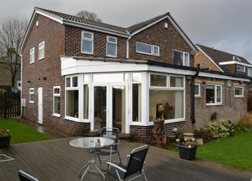 Thumbnail 4 bed detached house for sale in Hadrians Close, Salendine Nook, Huddersfield