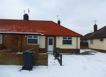Thumbnail 1 bed bungalow to rent in John Road, Caister-On-Sea, Great Yarmouth
