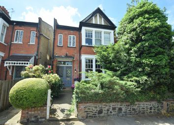 Thumbnail 4 bed semi-detached house for sale in Lansdowne Road, Finchley, London
