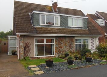 Thumbnail 3 bed semi-detached house to rent in Shenley Road, Wigston