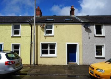 Thumbnail 2 bed cottage for sale in St. James Street, Narberth