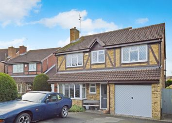 Thumbnail 5 bed detached house for sale in Sorrel Close, Huntington, Chester