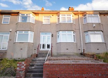 Thumbnail 4 bed terraced house for sale in Ilchester Crescent, Bristol