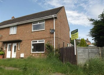 Thumbnail 2 bed semi-detached house for sale in Dale View Road, Brookenby
