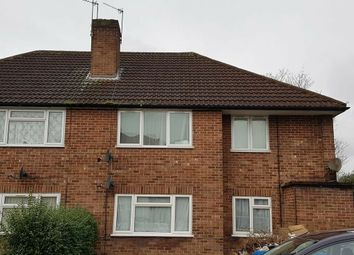 Thumbnail 2 bed flat to rent in Llanover Road, Wembley, London