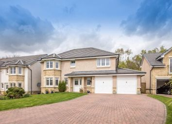 Thumbnail 5 bed detached house for sale in Vorlich Way, Dunfermline