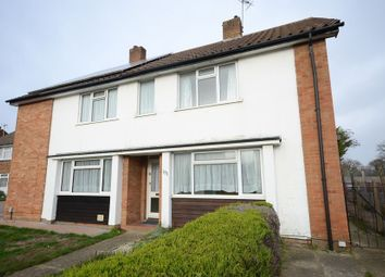 Thumbnail 3 bed semi-detached house to rent in Silverdale Road, Earley, Reading