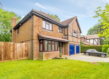 Thumbnail 5 bed detached house for sale in Kingswood Place, High Wycombe, Buckinghamshire