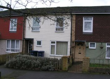 Thumbnail 4 bed terraced house to rent in The Chantrys, Farnham