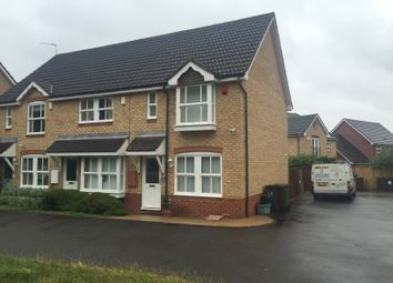 Thumbnail 2 bed end terrace house to rent in Corbetts Close, Hampton In Arden