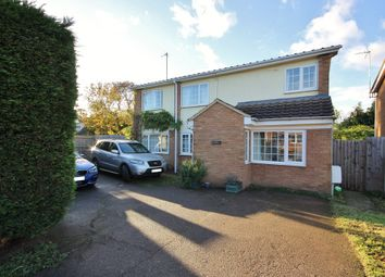 Thumbnail 5 bedroom detached house for sale in Feoffees Road, Somersham, Huntingdon