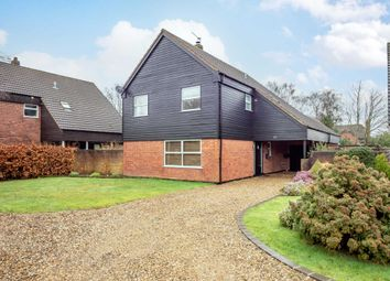 Thumbnail 4 bed detached house for sale in Broadland Drive, Thorpe End