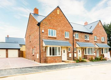 Thumbnail 3 bed end terrace house to rent in Payne Place, Long Hanborough, Witney, Oxfordshire